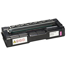 Ricoh Magenta original toner cartridge for