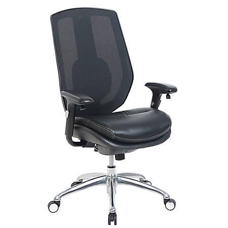 Serta® iComfort i5000 Series Mesh High-Back Task Chair, Onyx