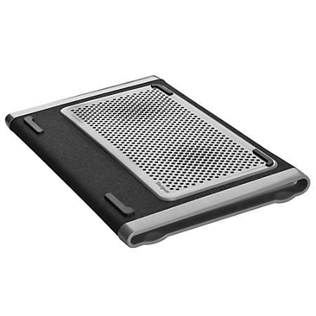 Targus® AWE79US Dual-Fan Laptop Chill Mat, Black/Gray