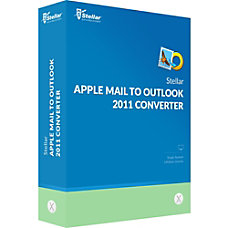 Stellar Apple Mail to Outlook 2011