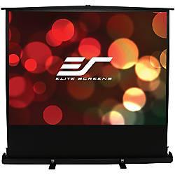Elite Screens ezCinema Plus F100XWH1 Portable