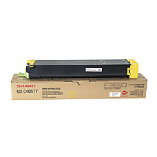 Sharp SHRMXC40NTY Yellow Toner Cartridge