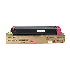Sharp MX C40NTM Original Toner Cartridge