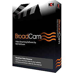 BroadCam Streaming Video Server Download Version