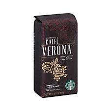 Starbucks Caff Verona Ground Coffee 16