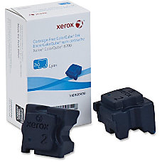 Xerox ColorQube 8700 2 pack cyan