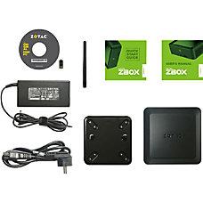 Zotac ZBOX MI553 Desktop Computer Intel