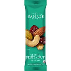 Sahale Snacks Classic FruitNut Trail Snack