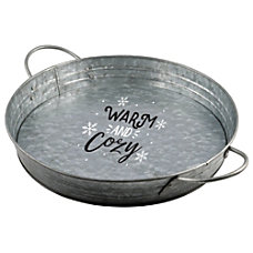 Amscan Christmas Warm And Cozy Serving