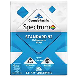 Spectrum Laser Inkjet Print Copy Multipurpose