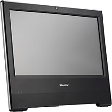 Shuttle XPC X50V6U3 Barebone all in