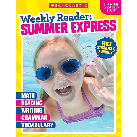 Teacher Resources Weekly Reader Workbook: Summer Express, Grades 1-2