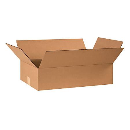 "Office Depot® Brand Corrugated Cartons, 24"" x 14"" x 6"", Kraft, Pack Of 25"