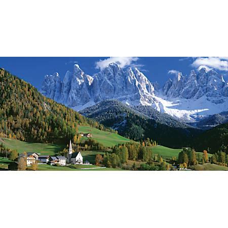 "Biggies Wall Mural, 40"" x 80"", Italy Valley"