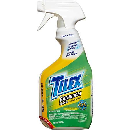 Tilex Bathroom Cleaner Spray Gal Fl Oz Lemon Scent Each - Spray bathroom cleaner