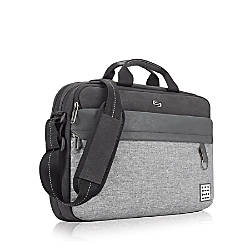 Solo Venture Briefcase For 156 Laptops