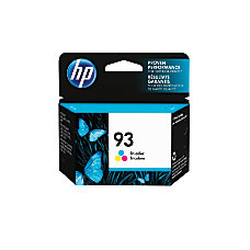 HP 93 Tricolor Original Ink Cartridge
