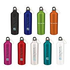h2go Classic Aluminum Bottle 24 Oz