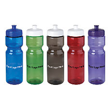 Translucent Bike Bottle 28 Oz