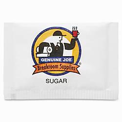 Genuine Joe Pure Cane Sugar 01