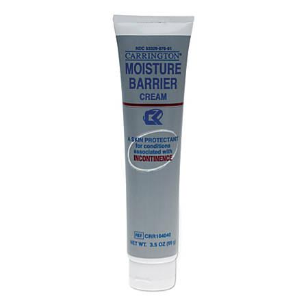 Carrington Moisture Barrier Cream, 3.5 Oz, Case Of 12