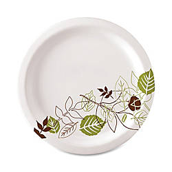 Dixie Ultra Paper Plates 8 12