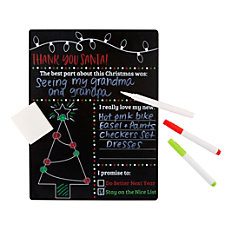 Office Depot Brand Dear Santa Holiday