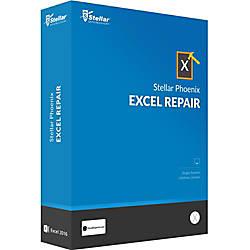 Stellar Phoenix Excel Repair Mac Download
