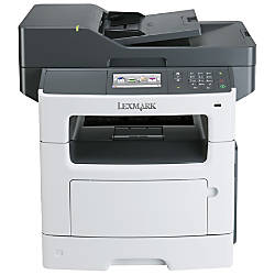 Lexmark MX517de Monochrome Laser All In
