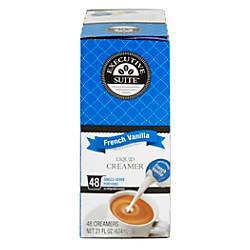 Executive Suite French Vanilla Liquid Coffee