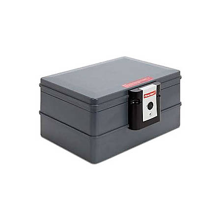 First Alert 2030F Waterproof Fire Resistant Chest