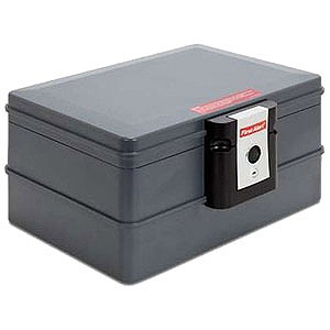 First Alert 2030f Waterproof Fire Resistant Chest By Office Depot Officemax