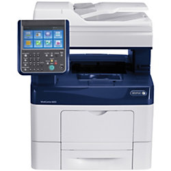 Xerox WorkCentre 6655 Laser Multifunction Printer Color Plain