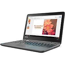 Lenovo Flex 11 ZA270025US 116 Touchscreen