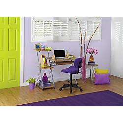 Brenton Studio Limble Computer Desk Birch By Office Depot