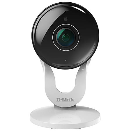 D-Link mydlink DCS-8300LH Network Camera - 16 ft Night Vision - H.264, MJPEG - 1920 x 1080 - CMOS