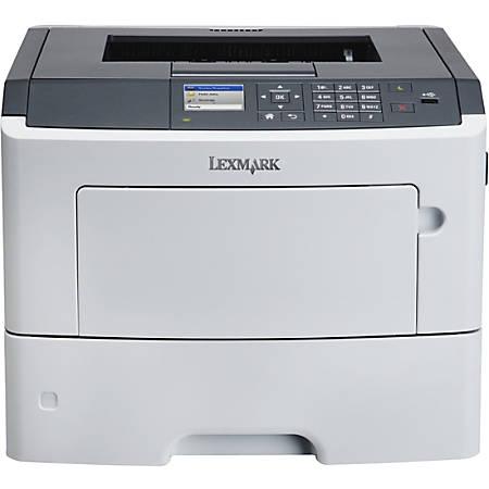 Lexmark™ MS617DN Monochrome Laser Printer