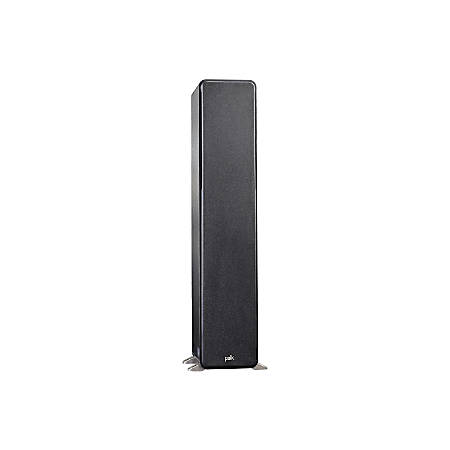 Polk Audio S50 Signature American HiFi Home Theater Tower Speaker, Black, S50B