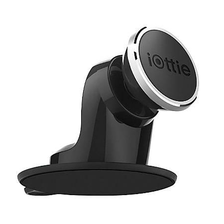 iOttie iTap Magnetic Dashboard Premium Car Mount Holder, Black, HLCRIO153RT