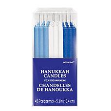 Amscan Hanukkah Candles 5 14 45