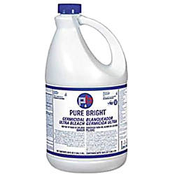 Kik Liquid Bleach 128 Oz Pack
