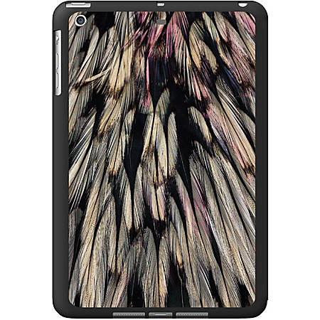 OTM iPad Air Black Matte Case Feather Collection, Wings - For iPad Air - Wings - Black - Matte