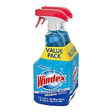 Windex Original Glass Cleaner Value Pack