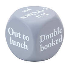 Office Depot Brand Decorative Dice Paperweight
