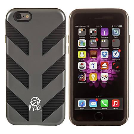 Kyasi Prime Mech Case For Apple® iPhone® 6 Plus, Silver