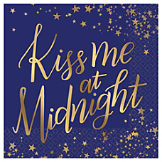 Amscan New Years Kiss Me At