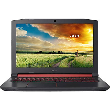 "Acer® Nitro 5 Refurbished Laptop, 15.6"" Screen, Intel® Core™ i5, 8GB Memory, 1TB Hard Drive, Windows® 10, NH.Q2RAA.016"