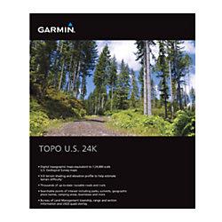 Garmin TOPO U.S. 24K Northern Plains Digital Map - North America - United States Of America - North Dakota, South Dakota, Minnesota, Nebraska, Iowa - Lake - Boating, Driving