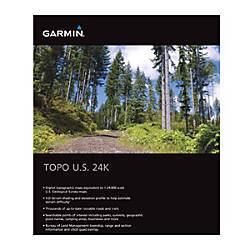 Garmin TOPO US 24K Northern Plains