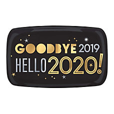 Amscan New Years Hello 2020 Coupe